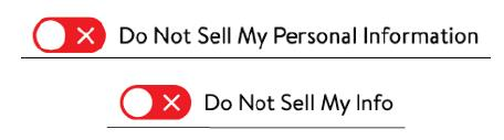 Do Not Sell Opt Out