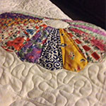Quilt started by PJ