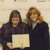 Sherry has served on the Indiana 4-H Foundation for many years.