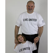 In 2011 and 2012 my daughter Lizzie and I found ourselves on billboards in Hamilton County as a part of the United Way of Central Indiana