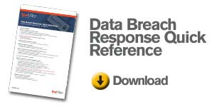 Download Data Breach Response Quick Reference
