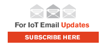 Subscribe to IoT Email Updates
