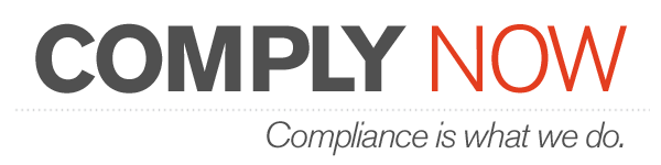 Comply Now Logo Graphic