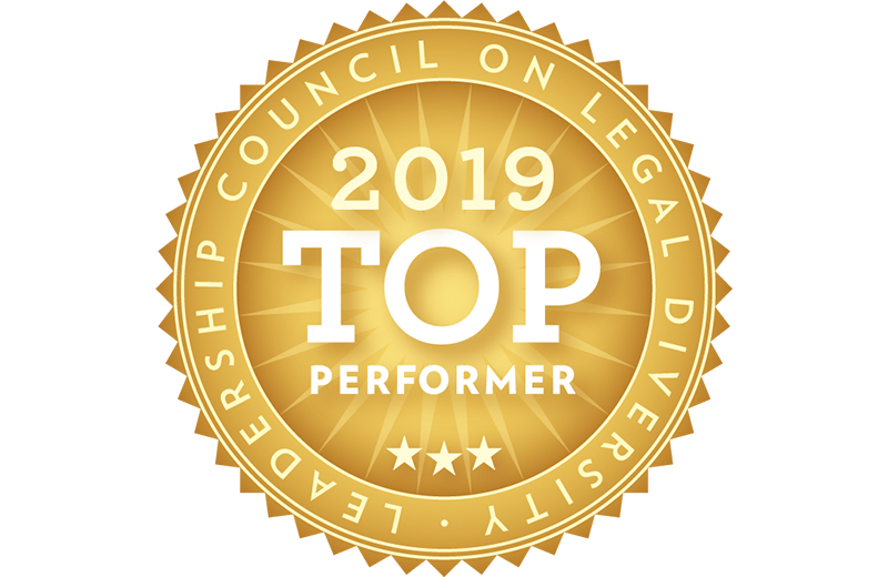 Thumbnail image for Ice Miller Named LCLD 2019 Top Performer