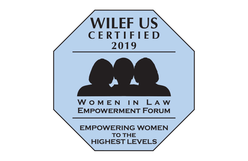 Thumbnail image for Ice Miller Recognized as WILEF 2019 Gold Standard Firm