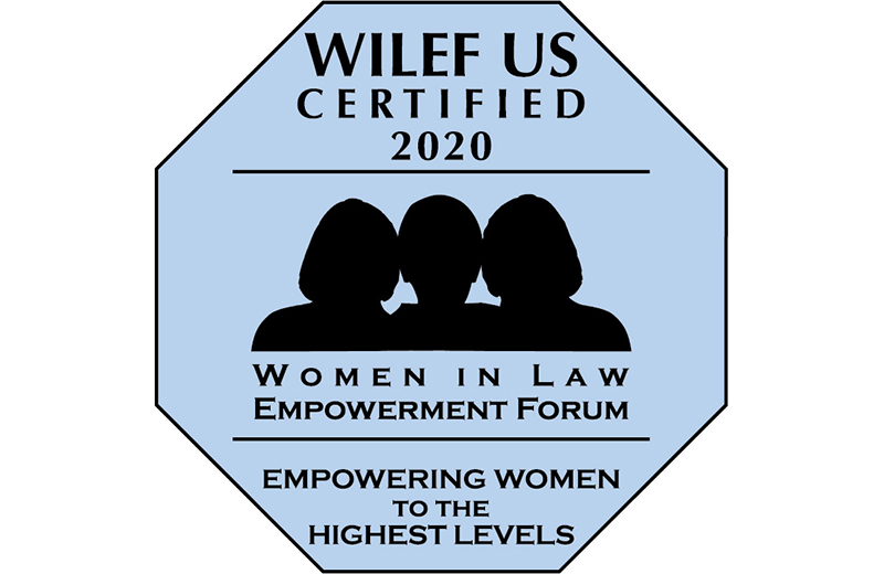 Thumbnail image for Ice Miller Recognized as WILEF 2020 Gold Standard Firm