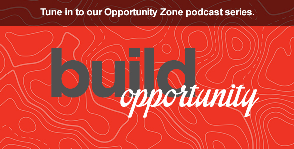 Build Opportunity | Opportunity Zones Image